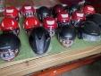 Mũ bảo hiểm giả mạo nhãn hiệu bày bán công khai, hệ luỵ khôn lường