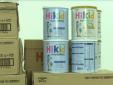 Thu giữ số lượng lớn sữa nhập lậu gần hết hạn sử dụng