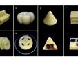 Phương pháp đặc biệt biến sữa bột thành mực in 3D để tạo nên thực phẩm
