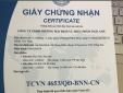 Lật tẩy doanh nghiệp liều lĩnh làm giả giấy chứng nhận VietGap