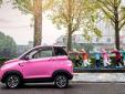 Chiếc ô tô Trung Quốc nhỏ xinh vừa ra mắt giá chỉ 135 triệu đồng hấp dẫn cỡ nào?
