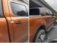 Chiếc ô tô bị ngân hàng siết nợ kéo trên đường: Lưu ý khi vay tiền ngân hàng mua xe
