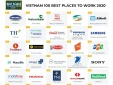 Vinamilk trong top 10 nơi làm việc tốt nhất Việt Nam mùa Covid-19