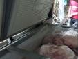 Hàng trăm kg thịt, mỡ lợn hôi thối, không rõ nguồn gốc được thu giữ
