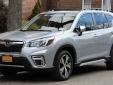 Subaru Forester bản động cơ tăng áp vừa ra mắt có gì đặc biệt?