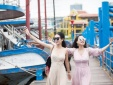 Chiêm ngưỡng vẻ đẹp hút hồn của Cảng tàu khách hàng đầu châu Á tại Việt Nam