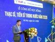 Vingroup trao gần 40 tỷ đồng học bổng thạc sĩ, tiến sĩ KHCN