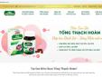 Viên tán sỏi Tống Thạch Hoàn vi phạm quy định về quảng cáo
