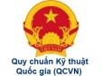 Bộ Công Thương đính chính hàng loạt Quy chuẩn kỹ thuật quốc gia