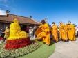 Phật tử bốn phương hành hương về đất Phật trên đỉnh Fansipan