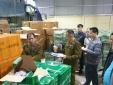 Thu gom lượng lớn hàng lậu sản xuất ngoài Việt Nam mang đi tiêu thụ