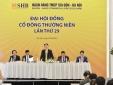 ĐHĐCĐ lần thứ 29: SHB đặt mục tiêu số 1 về hiệu quả kinh doanh và công nghệ