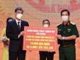 MB góp thêm 10 tỷ đồng cùng Hà Nội chiến thắng COVID-19