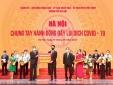 Tập đoàn Tân Hoàng Minh ủng hộ 20 tỷ đồng, quyết tâm cùng TP.Hà Nội đẩy lùi dịch Covid-19