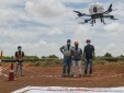 Thử nghiệm thiết bị bay không người lái để giao hàng