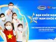 Vinamilk khởi động chiến dịch 'Bạn khỏe mạnh, Việt Nam khỏe mạnh' với hoạt động góp Vaccine phòng Covid-19 cho trẻ em