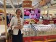 Nông sản Việt được bày bán trong 350 siêu thị Aeon tại Nhật Bản