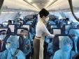 Vỡ oà niềm vui trên chuyến bay Bamboo Airways chở người Gia Lai từ TP HCM