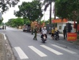 Hà Nội xử phạt hơn 1.400 trường hợp vi phạm trong ngày thứ 11 giãn cách xã hội