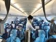 Bamboo Airways phối hợp tổ chức các chuyến bay đặc biệt đưa người Hà Tĩnh về quê từ TP HCM và các tỉnh miền Nam