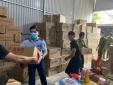 Hà Nội: Thu giữ hơn 1.000 hộp bánh kẹo không rõ nguồn gốc xuất xứ