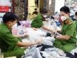 Phát hiện và thu giữ số lượng lớn sản phẩm phòng chống dịch và thời trang không rõ nguồn gốc