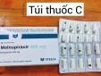Cẩn trọng túi thuốc C điều trị COVID-19 được rao bán công khai