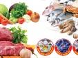 Giới hạn ô nhiễm kim loại nặng trong thực phẩm quy định như thế nào?