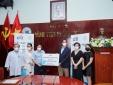 Citi Việt Nam trao tặng gói thiết bị y tế hơn 1 tỷ đồng cho bệnh viện Thống Nhất