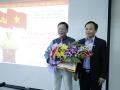 Trao tặng Huân chương Lao động hạng Ba cho Vụ trưởng Vũ Văn Hồng