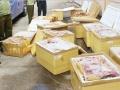 Tiêu hủy hơn 7 tấn thực phẩm không nguồn gốc, bốc mùi hôi thối