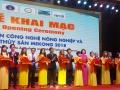 Khai mạc Diễn đàn công nghệ nông nghiệp và thủy sản Mekong 2018