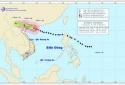 Mắt bão số 3 đang cận kề Quảng Ninh và Hải Phòng