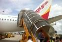 Máy bay của VietJet Air hạ cánh nhầm đầu đường băng