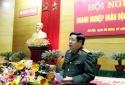 Bộ trưởng Phùng Quang Thanh: Doanh nghiệp Quân đội phải đặt lợi ích đất nước lên đầu