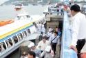 TP.HCM: Bến tàu cánh ngầm Bạch Đằng chuyển sang địa điểm mới