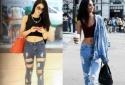 Phối quần jeans rách 'chất lừ' như mỹ nhân Việt