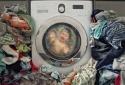 Cảnh báo trên máy giặt - Bỏ quên là mất mạng như chơi