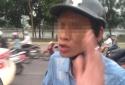 Xác định danh tính 'tay xin đểu' trên đường phố Hà Nội