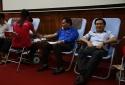 Công chức và viên chức Bộ KH&CN hiến máu nhân đạo hè 2015