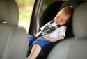 Để quên trẻ trong ô tô, lơ đãng một phút hối hận cả đời