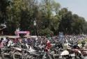 Cập nhật lịch cấm đường, điểm trông giữ xe phục vụ người dân xem diễu binh 2/9