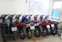 Bóc trần đường dây chuyên sản xuất xe Suzuki Sport giả