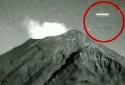 Phát hiện người ngoài hành tinh theo dõi con người trên núi lửa Mexico