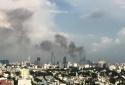 8 căn nhà thiệt hại hoàn toàn trong vụ cháy kinh hoàng giữa trung tâm Sài Gòn