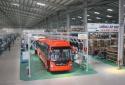 Công nghệ hàn rô bốt giúp tăng năng suất sản xuất ô tô tại Việt Nam