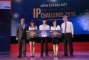 Đại học Ngoại thương vô địch IP Challenge 2016