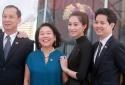 Khối tài sản 'khủng' nghìn tỷ của gia đình người yêu Hoa hậu Thu Thảo