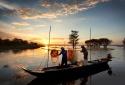 Những bức hình tuyệt đẹp về cuộc sống nơi vùng sông nước Me Kong