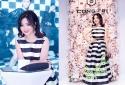 Hoa hậu Giáng My trẻ như thiếu nữ đến chúc mừng NTK Công Trí